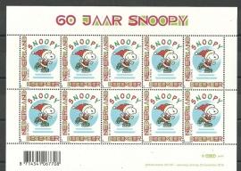 Nvph V2777 Snoopy Postfris