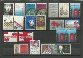 Complete Jaargang 1978 Postfris