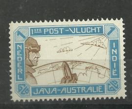 Nederlands Indië Luchtpost 13 Postfris (4)