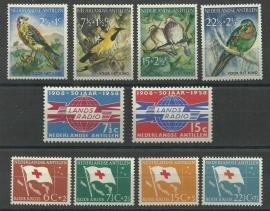 Nederlandse Antillen Jaargang 1958 Postfris