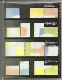 Jaarcollectie 1985 Postfris