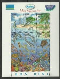 Aruba 196 Postfris