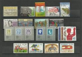 Complete Jaargang 1976 Postfris