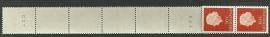 Rolzegel 624Rc 10 Beginstrip Postfris