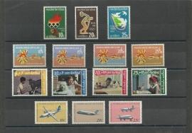 Nederlandse Antillen Jaargang 1968 Postfris