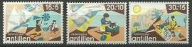 Nederlandse Antillen 515/517 Postfris