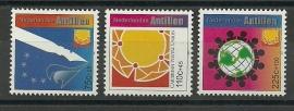 Nederlandse Antillen 1351/1353 Sociale en Culturele zorg Postfris