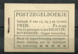 PZ 38-N 4 × 6 (Nvph 172/379/380/381) Roomkleurige Kaft (3)