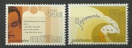 Nederlandse Antillen 815/816 Postfris