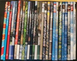 Verzameling Themaboeken 1/27 Postfris (Complete Set)
