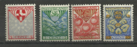 Nvph 199/202 Kinderzegels 1926 Postfris ( 5)