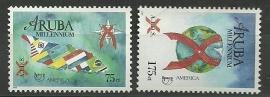 Aruba 247/248 Postfris