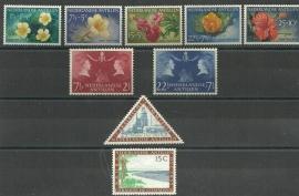 Nederlandse Antillen Jaargang 1955 Postfris