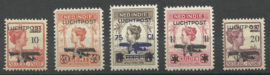 Nederlands Indië Luchtpost  1/5 Postfris (1)