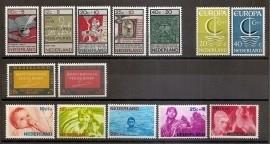 Complete Jaargang 1966 Postfris (Met blokken)