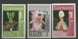 Nederlandse Antillen 531/533 Postfris