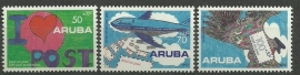 Aruba 113/115 Postfris