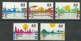 Nvph 2708/2712 Jubileumzegels 2010 Postfris