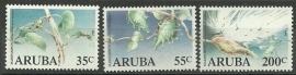 Aruba  57/59 Postfris
