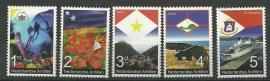Nederlandse Antillen 1722/1731 Eilanden 2007 Postfris