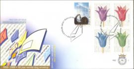 PBZ  1 Onbeschreven met Open Klep