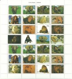 Nederlandse Antillen V1495/1506 Dieren 2004 Postfris