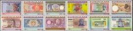 Suriname Republiek  1788/1794 Papiergeldbeurs 2011 Postfris