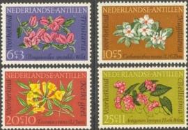 Nederlandse Antillen 347/350 Postfris