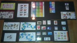 Complete Jaargang 2008 Postfris (Met blokken en boekjes)