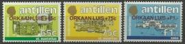 Nederlandse Antillen 1099/1101 Orkaan Luis Postfris