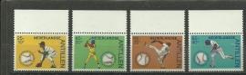 Nederlandse Antillen 771/774 Postfris