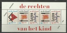 Nvph 1438 Kindervel 1989 Postfris