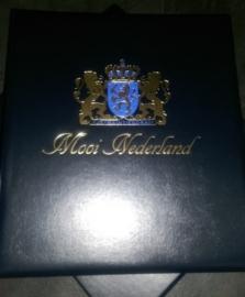 Verzameling Mooi Nederland (2005-2019) in Davo de Luxe met Box Postfris
