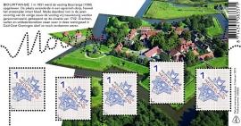 Nvph 3269 Mooi Nederland Bourtagne Postfris