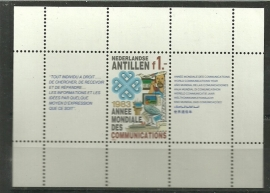 Nederlandse Antillen 742 Postfris