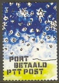 Port Betaald   6 Postfris