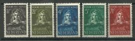 Nvph 397/401  Kinderzegels 1941 Postfris