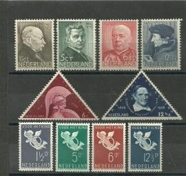 Complete Jaargang 1936 Postfris