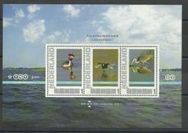 2011 (02) Persoonlijk Postzegelvel Filateliebeurs Loosdrecht Postfris