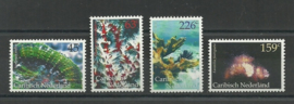 Caribisch Nederland  12/15 Koralen Postfris