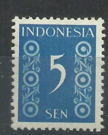 Indonesië 367 P Postfris