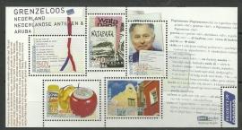 Aruba 406 Grenzeloos Nederland Postfris