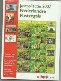 Jaarcollectie 2007 Postfris