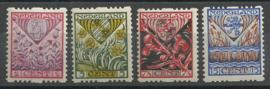 Roltanding 78/81 Kinderzegels 1927 Postfris (2)