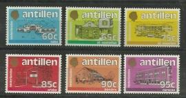 Nederlandse Antillen 782/787 Postfris