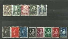 Complete Jaargang 1938 Postfris
