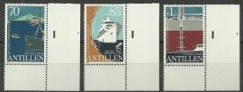 Nederlandse Antillen 703/705 Postfris