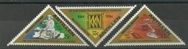 Nederlandse Antillen 779/781 Postfris