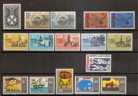 Complete Jaargang 1965 Postfris