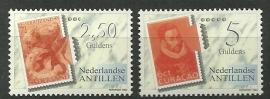 Nederlandse Antillen 1071/1072 FEPA Post Postfris